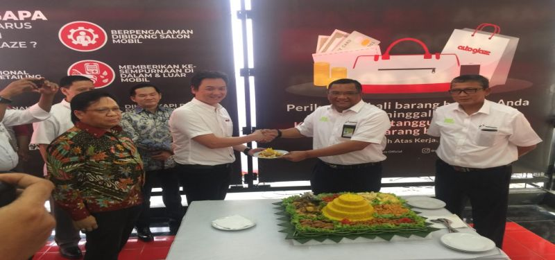 Before joining Pertamina, Autoglaze was trusted by APM & Dealer