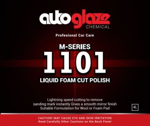 Produk Liquid Foam Cut Polish M1101 m1101