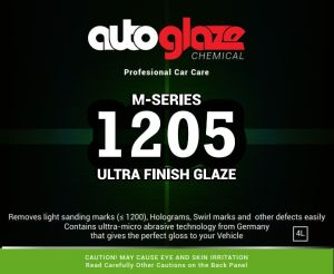 Produk Ultra Finish Glaze M1205 m1205